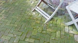 cleaning patio slabs how do you