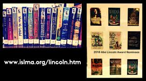 2018 lincoln award nominees. beautiful lincoln lincoln book award nominees 2018 with lincoln award nominees i