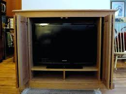 image rustic home theater extraordinary tv armoire with doors winsome design entertainment cabinet with