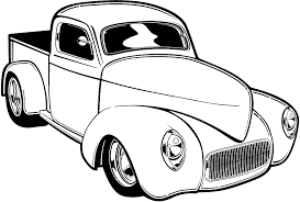 Small Picture Hot Rod Coloring Page Coloring Home