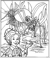 Small Picture The Magic School Bus Coloring Pages 24773 Bestofcoloringcom