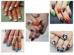 Halloween Gel Nail Designs 2018 30 Halloween Gel Nails Art Designs Ideas Trends 2019