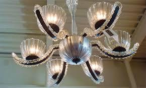 1930 s italian murano chandelier