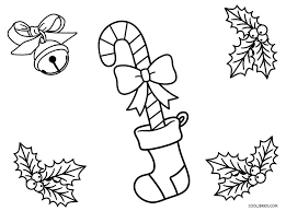 candy cane color page candy cane coloring page pictures