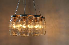 full image for ikea black chandelier pendant light fixtures for kitchen island 12 rustic mason jar