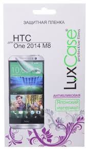 <b>Защитная пленка LuxCase</b> для HTC One (M8) (Антибликовая ...