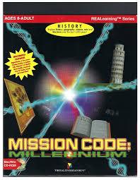 Design Mission Series Amazon Com Mission Code Millennium Realearning Series