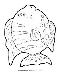 Small Picture Free Printable Coloring Pages Of Fish Printables Pinterest