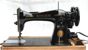 Singer Sewing Machine 15 91
