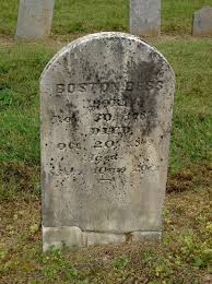 The Educated Graveyard Rabbit: Boston Bess - Lincoln County, North Carolina