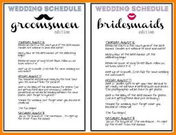 wedding day itinery wedding day timeline template strong pictures screen shot 05 at 2 39
