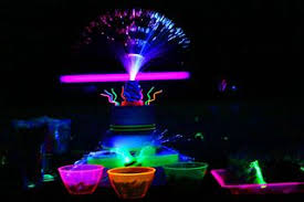 glow in the dark paint for wallsBRIGHT Ideas for a Blacklight Glow Party The BEST blog entry on