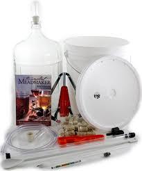 mead making equipment kit gl secondary