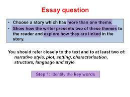 a picture of zoe sample essay ppt  2 step
