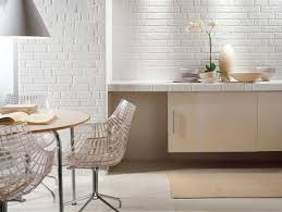 Small Picture 33 Modern Interior Design Ideas Emphasizing White Brick Walls