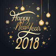 happy new year 2018.  2018 Happy New Year 2018 Vector Graphic For Happy New Year A