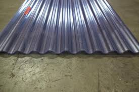 2750mm 9ft 3 corrugated profile clear sheet