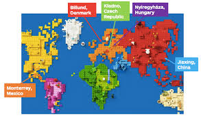 Chart Of Lego Pieces Lego The Missing Bricks In Their Global Supply Chain