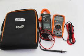 klein tools multimeter and digital