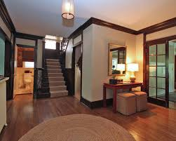 dining room paint colors dark wood trim. traditional foyer idea in chicago with beige walls dining room paint colors dark wood trim e