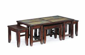 lovable coffee table with stools underneath with making coffee table with stools underneath