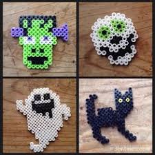 Halloween Perler Bead Patterns Delectable Halloween Perler Bead Patterns Frugal Fun For Boys And Girls