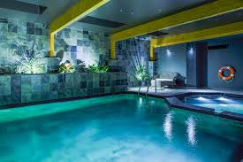 indoor pools.  Pools Indoor Swimming Pools With Clear Water Revival