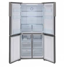 haier hrf15n3ags. haier hrq16n3bgs 16.4 cu ft enegry star, quad door bottom freezer, stainless hrf15n3ags