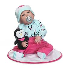 lovely 23 shark reborn baby doll newborn 57 cm full body silicone vinyl babies toy realistic bebe born for boy gifts