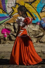 """aderas in the mexican revolution how the women """"adelitas  an adelita a toy horse takes part in the revolution day parade in ajijic"""