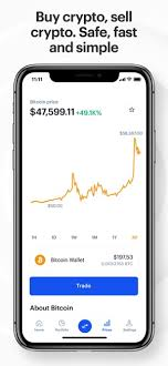 Crypto debit cards are very convenient because you can use them in stores, to watch movies or you can use them in crypto atms etc. Coinbase Buy Sell Bitcoin On The App Store