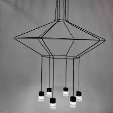 Wire Frame Light Fixtures Modern Designer Kitchen Pendant Lights Sydney Z Two Lights