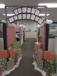 christmas themes for the office. Fine For 12 Christmas Cubicle Decorations Office Inside Christmas Themes For The Office
