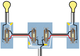 need a wiring diagram for 4 way switch Four Way Switch Wiring Diagram Wiring a 4 Way Switch