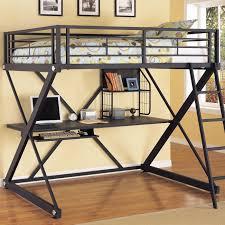 image of best full size junior loft bed design