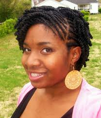 Twisted Hair Style flat twist styles for short natural hair bakuland women & man 1010 by wearticles.com