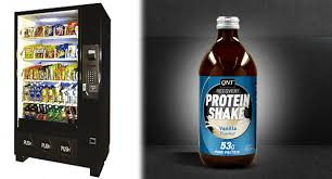 Vending Machines For Gyms Enchanting Gym Combination Vending Machine Pure Foods Systems