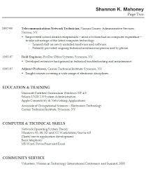 resume format high school students ...