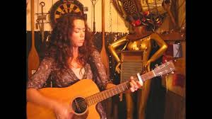 Polly Barrett - The Greater Good - Songs From The Shed Session - YouTube