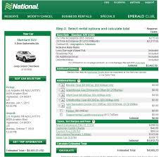 Car Question Rental Term Long Flyertalk - Forums deposit