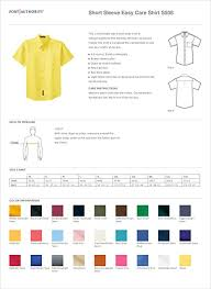 Port Authority Short Sleeve Easy Care Shirt S508 Available