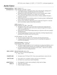 Sample Resume For Quality Manager Gallery Creawizard Com