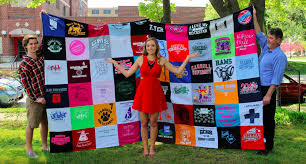 Project Repat T Shirt Quilts | T Shirt Blanket | T Shirt Quilts ... & Custom T-SHIRT QUILTS Adamdwight.com