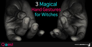 3 Hand Gestures Mudras For Magic Magical Recipes Online