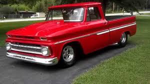 1966 Chevy C-10 truck' pro street 454 bbc - YouTube