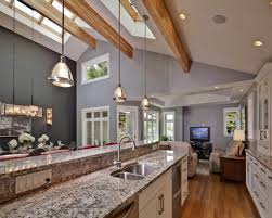 sloped ceiling lighting. Large Size Of Living Room:empty Specious Room Vaulted Ceiling Kitchen Lighting Sloped