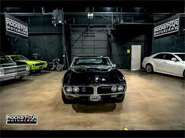 large picture of clic 67 pontiac firebird located in tennessee offered by rockstar motorcars
