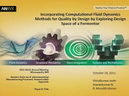 Exploring Design Technology Engineering Answer Key Incorporating Computational Fluid Dynamics Methods For