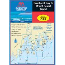 Maptech Waterproof Charts Maine Waterproof Chartbooks