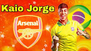 🔥 Kaio Jorge ○ This Is Why Arsenal & Chelsea Want Brazilian Wonderkid 2021  ▻ Skills & Goals - YouTube